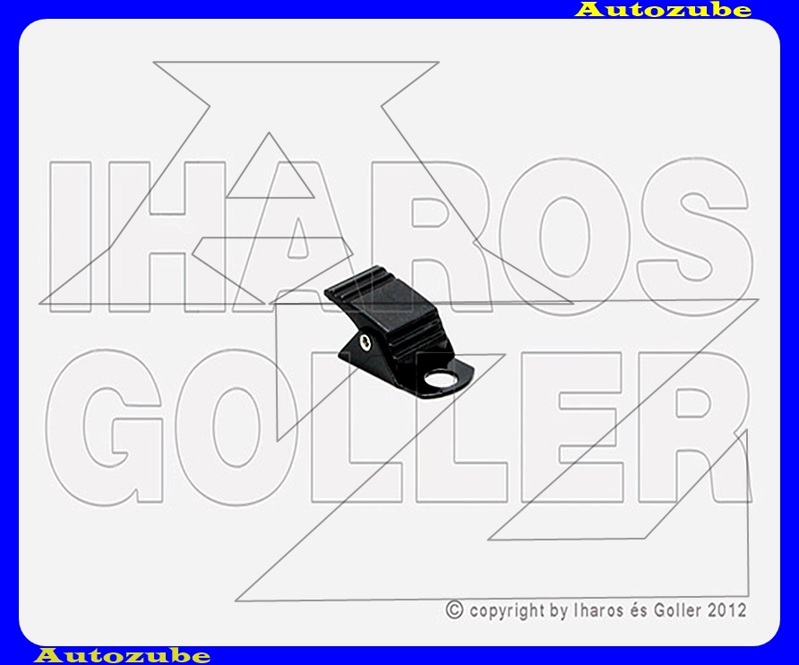 GIRO keréktámasz szalagrögzítő elem ATERA (új)