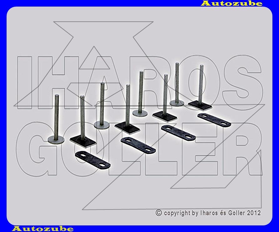 Talpas hatszögű adapter 24mm-es profilú CST-hoz