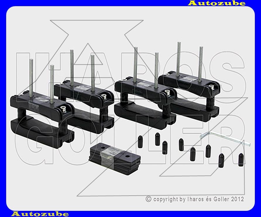 Hatszögű adapter széles, TCS-hoz max 80mm