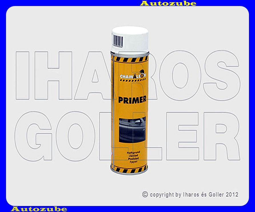 Alapozó festék fehér CHAMALEON, 0,5Liter (spray)