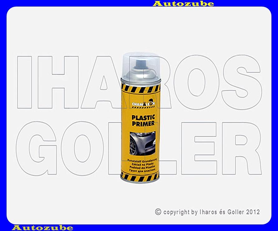 Alapozó (műanyagra) színtelen CHAMALEON, 0,4Liter (spray)