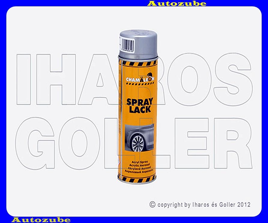Festék, keréktárcsára, ezüst CHAMALEON, 0,5Liter (spray)