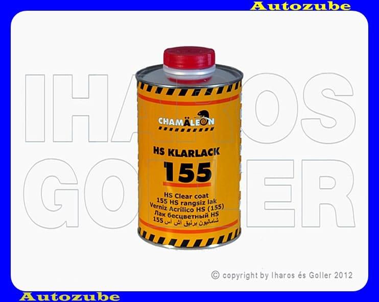 Acryl lakk, HS 2K-s (2 komponensű) 2:1, színtelen CHAMALEON, 1Liter