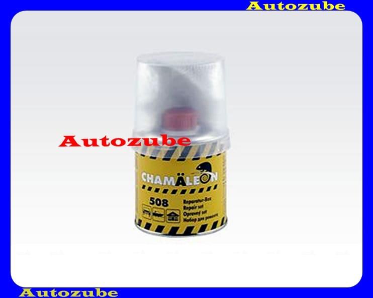 Poliészter javító készlet CHAMALEON, 250 ml. Megerősíti és rögzíti a fém- és műanyag felületeket.