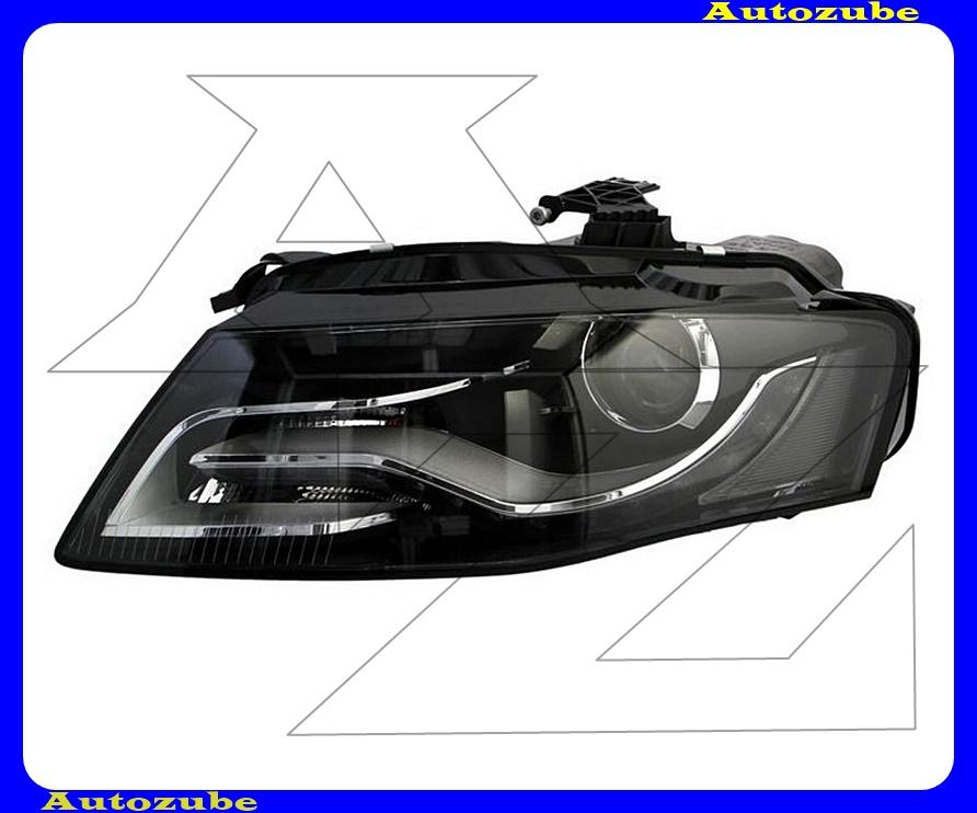 Fényszóró bal XENON (D3S/LED) nappali fénnyel, motorral (izzó és elektronika nélkül)  {TYC}