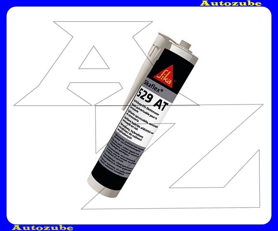 Tömítőanyag, okker, egykomponensű, karosszéria külső és belső részeire SIKAFlex-529AT /290mL-kartus/ /RENDELÉSRE/