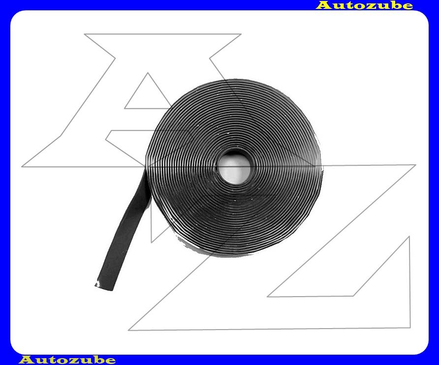Tömítőszalag, butil bázisú, erős tapadású tömítőszalag SIKALastomer TAPE (10mmx2mmx18méter)