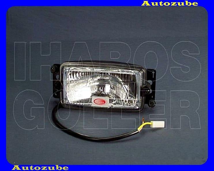 Ködlámpa beépíthető bal (150x80)  ZKW