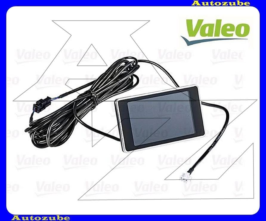 Tolatóradar LCD kijelző