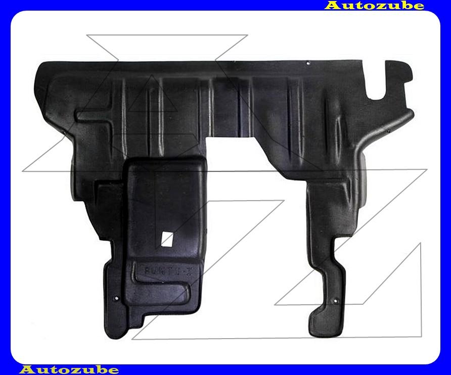Alsó motorvédő burkolat, haspajzs (műanyag) (kivéve: GT)