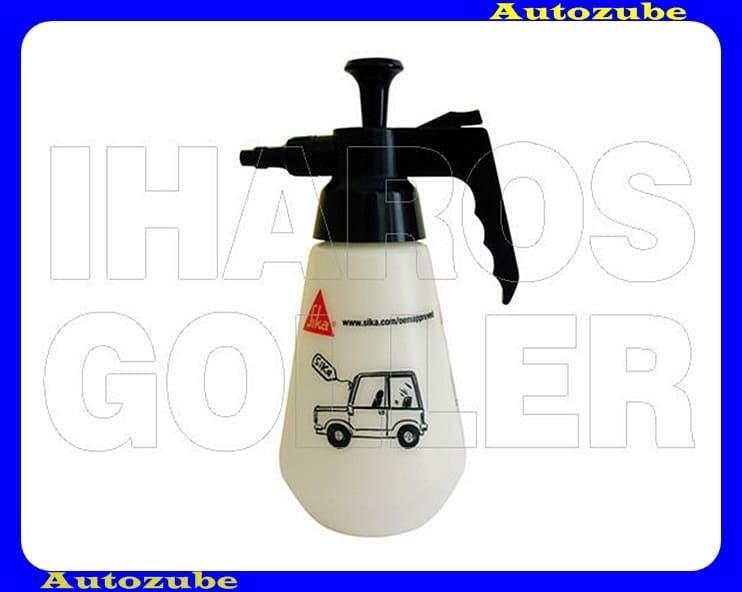 Üvegtisztító szóróflakon (pumpás) SIKA  /RENDELÉSRE/