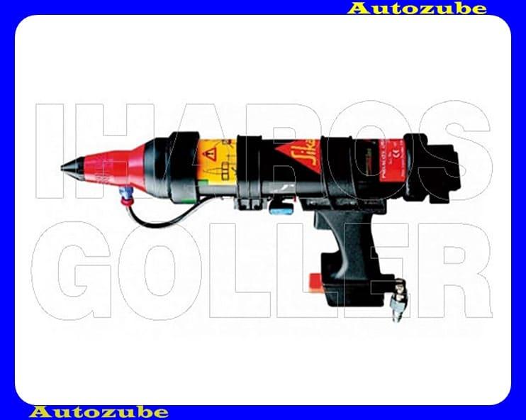 Kinyomó / szórópisztoly, multifunkciós.  Sika Jetflow Gun 400 ml
