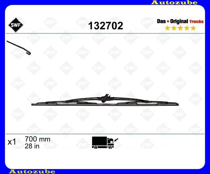 Ablaktörlő lapát (1db/700mm)  TIR  SWF