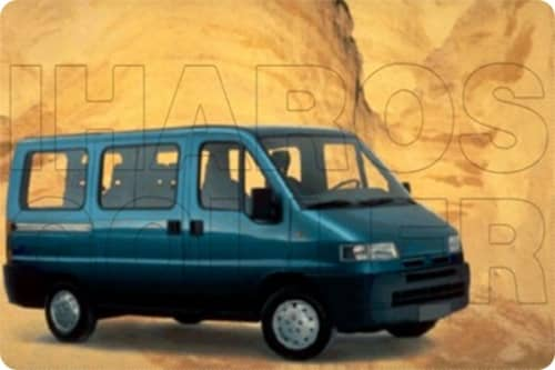 CITROEN JUMPER 1 1994.03-2001.12 /230/