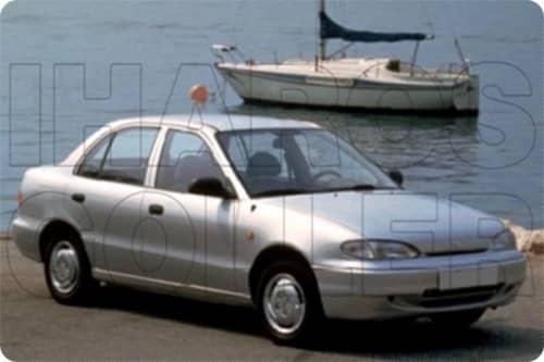 HYUNDAI ACCENT 1 1997.02-2000.01 /X-3/