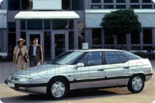 CITROEN XM 1989.05-2001.07