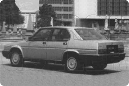 ALFA-ROMEO 90 1984.01-1987.06 /162/