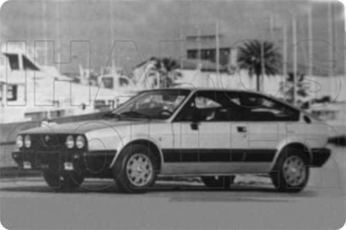 ALFA-ROMEO Sprint 1978.01-1983.06
