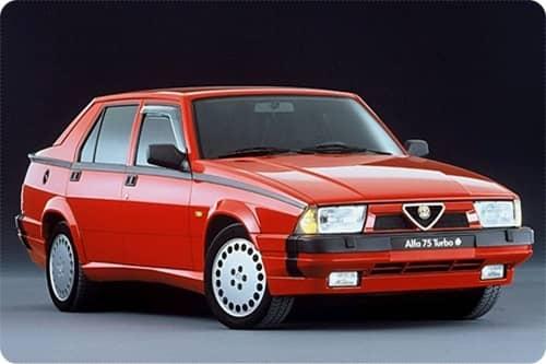 ALFA-ROMEO 75 1985.09-1992.12 /262B/