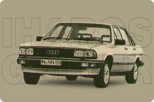 AUDI 200 C2 1976.08-1983.08 /43/