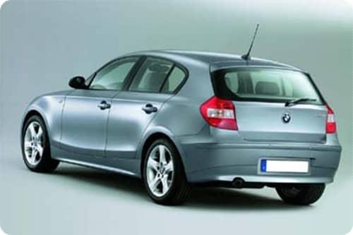 BMW 1 E81,E87 2004.01-2007.03