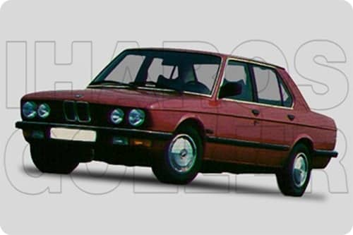 BMW 5 E28 1981.06-1990.06
