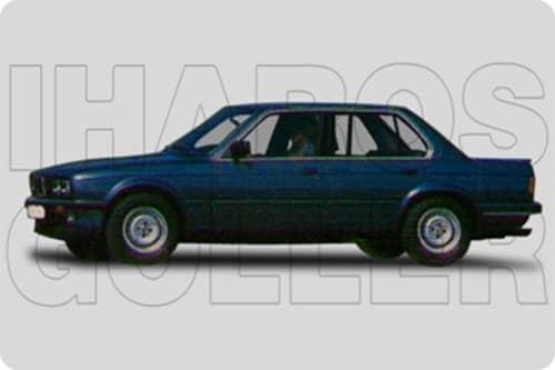 BMW 3 E30 1982.12-1994.01