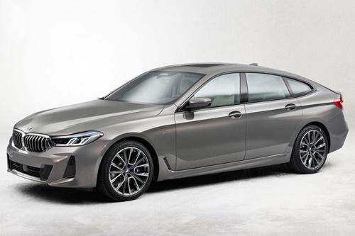 BMW 6 G32 GT LCI 2020.06-tól