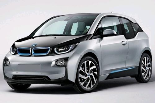 BMW i3 2013.09.-től.