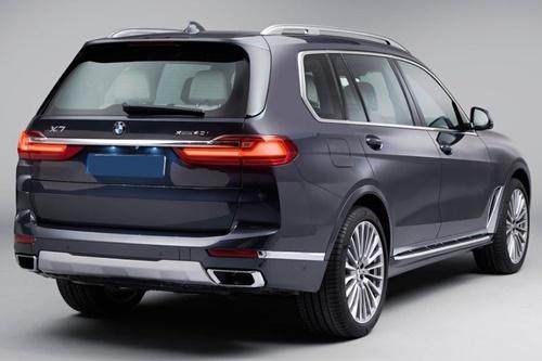BMW X7 G07 2018.12-től