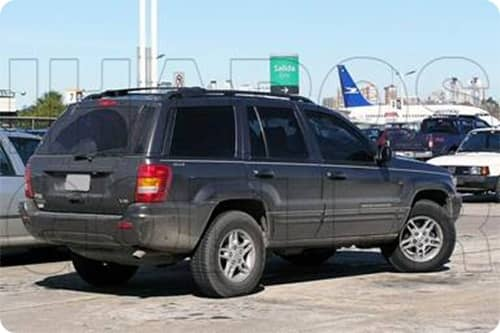 CHRYSLER GRAND CHEROKEE 1993.01-1998.10
