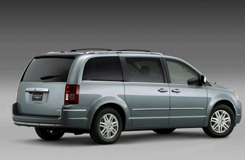 CHRYSLER Town&Country 2008.01-2016.01