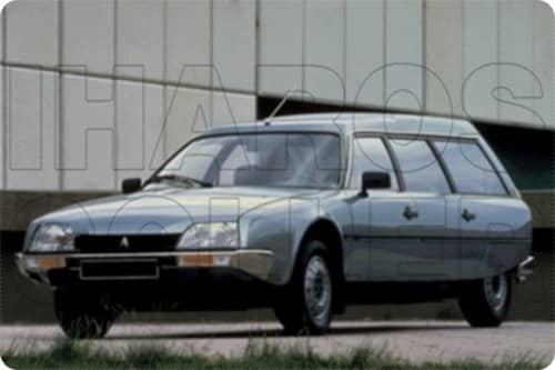 CITROEN CX 1974.07-1989.12
