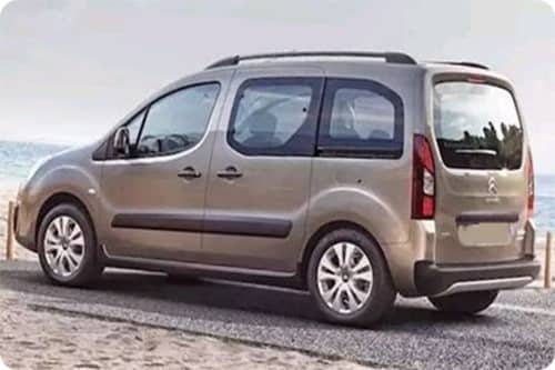 CITROEN BERLINGO 2 2015.03-2018.05 /B9/
