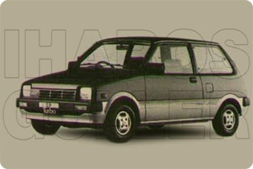 DAIHATSU CUORE 1 1981.02-1985.12 /L55/