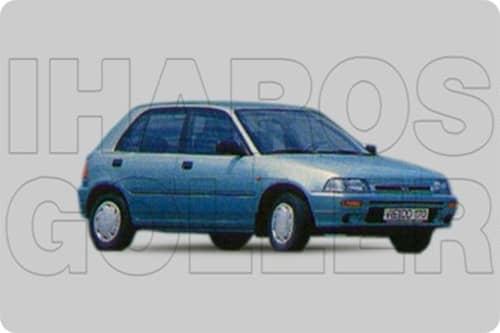 DAIHATSU CHARADE 4 1993.01-1996.12 /G200/