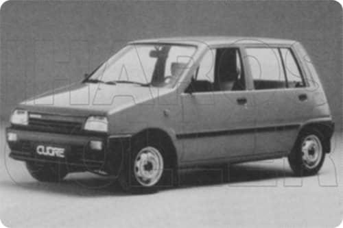 DAIHATSU CUORE 2 1986.01-1988.12 /L80/