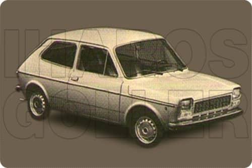 FIAT 127 1 1971.01-1977.12