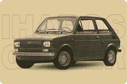 FIAT 126 1973.01-1992.12