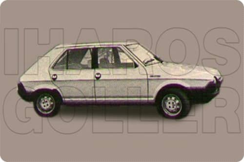 FIAT RITMO 2 1980.01-1982.12