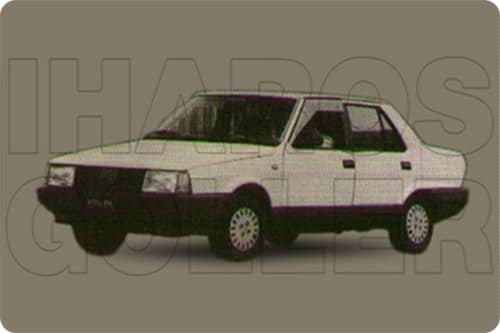 FIAT REGATA 1983.11-1985.12