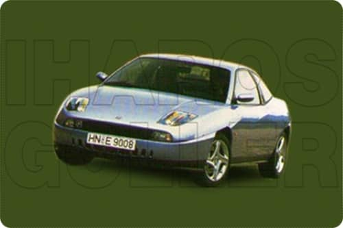 FIAT COUPE 1993.11-1996.09