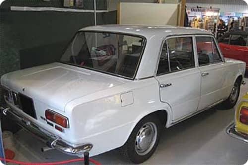 FIAT 124 1966.01-1974.04