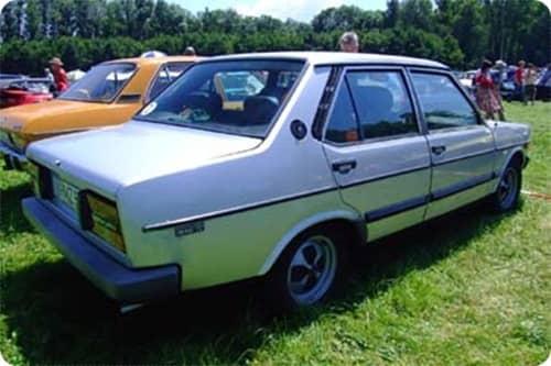 FIAT 131 1974.06-1983.10 /Mirafiori/