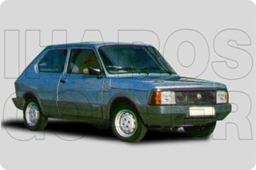 FIAT 127 3 1983.01-1985.12