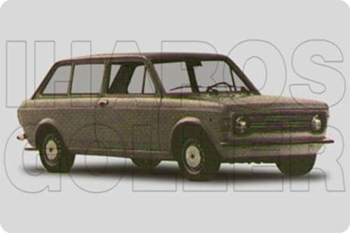 FIAT 128 1969.04-1980.12