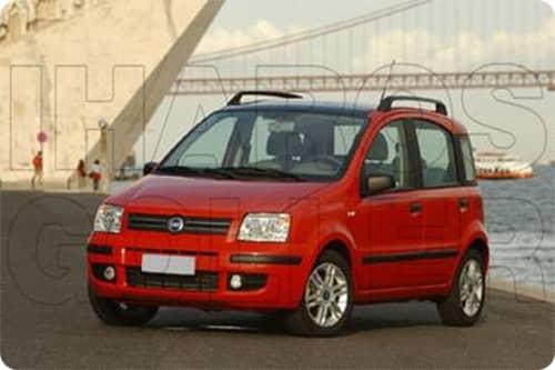 FIAT PANDA 2 2003.10-2011.12 /169/