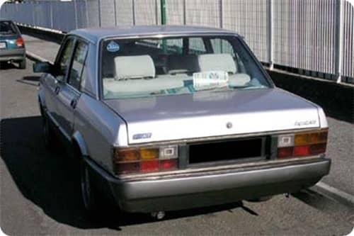 FIAT ARGENTA 1981.01-1985.12