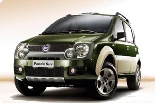 FIAT PANDA CROSS 2006.02-2011.12