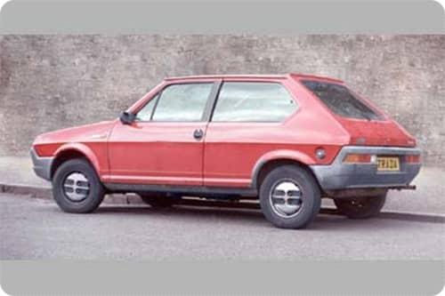 FIAT RITMO 1 1978.01-1980.01